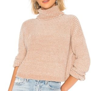 Blank NYC Chenille Sweater